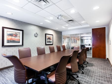 Regus Meeting Room in Wall Street