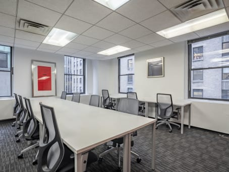 Regus Meeting Room, New York, New York City - Broad Street