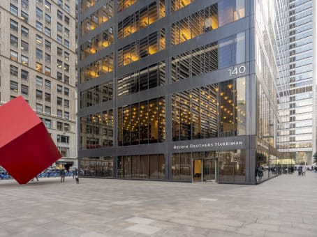 Regus Business Centre, New York, New York City - 140 Broadway