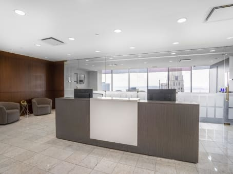 Regus Business Lounge in 140 Broadway