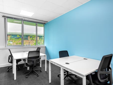 Regus Day Office in Leatherhead Kingston Road