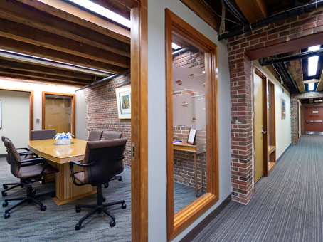 Regus Business Centre in Faneuil Hall