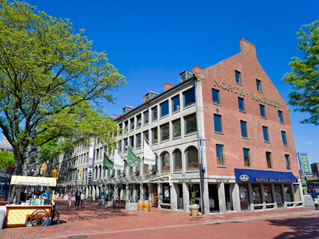 Regus Virtual Office, Massachusetts, Boston - Faneuil Hall
