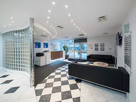 Regus Business Lounge in St. Albans Victoria Square