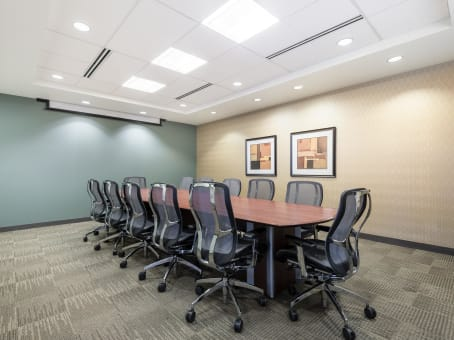 Regus Meeting Room in Meridian