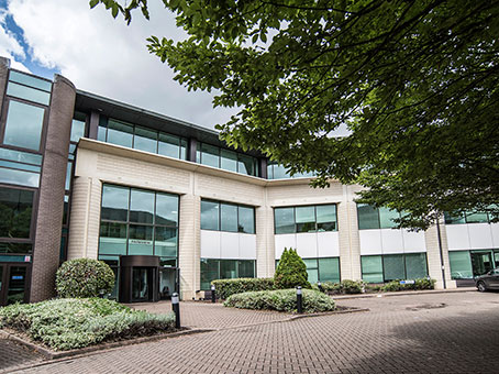 Regus Business Lounge in Reading Theale