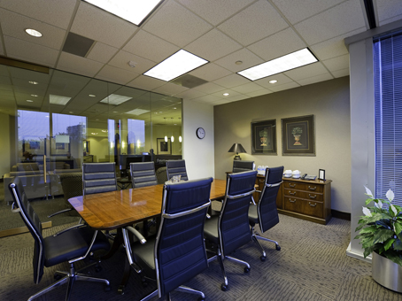 Regus Business Lounge in Turtle Creek