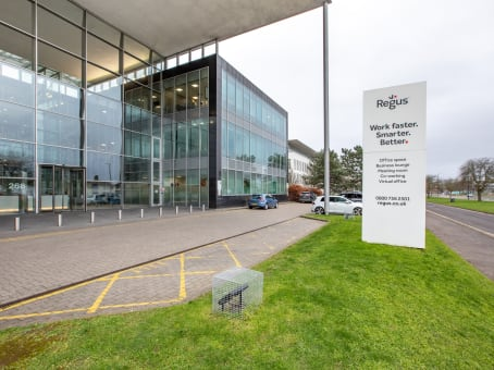 Regus Business Lounge in Slough Bath Road