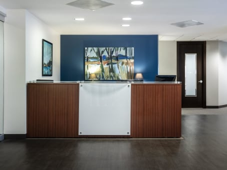 Regus Business Lounge in One Oxford