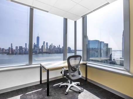 Regus Business Lounge in Harborside Financial - view 1
