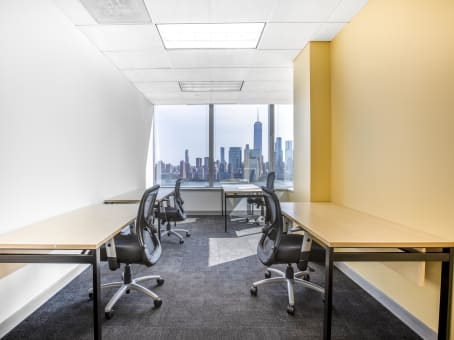 Regus Business Lounge in Harborside Financial - view 5