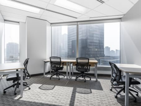 Regus Meeting Room, Vancouver - HSBC