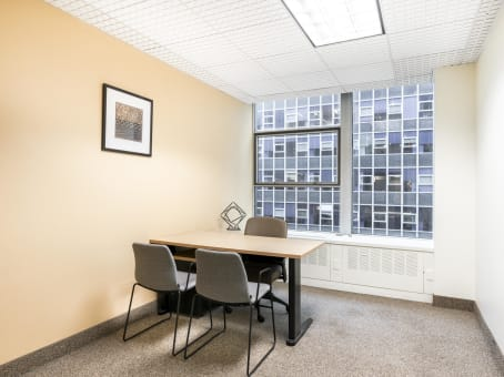 Regus Business Lounge in 845 Third Avenue