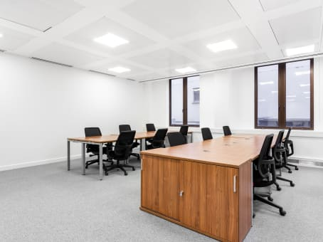 Regus Meeting Room in London Berkeley Square