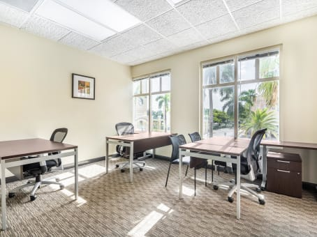 Regus Business Centre in Mizner Park