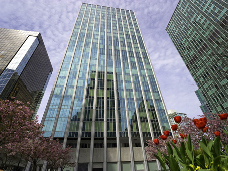 Building at 1066 West Hastings Street, Suite 2000 in Vancouver 1