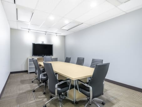 Regus Business Lounge in Richmond