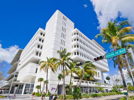 Regus Virtual Office, Florida, Miami Beach