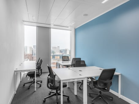 Regus Business Centre in Manchester Spinningfields
