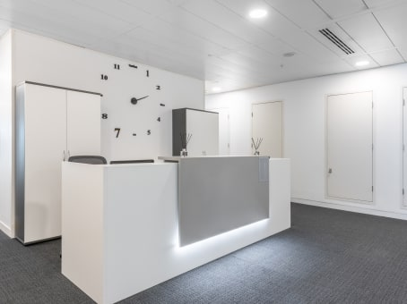 Regus Business Lounge in Manchester Spinningfields