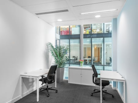 Regus Office Space in Manchester Spinningfields