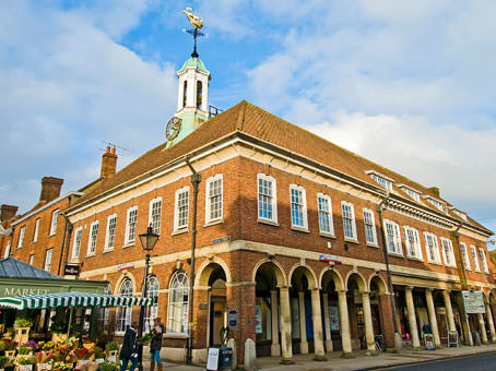Regus Office Space, Farnham, Town Hall Exchange