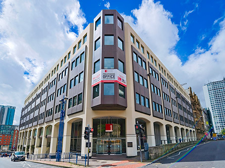 Regus Hot Desk, Birmingham Victoria Square