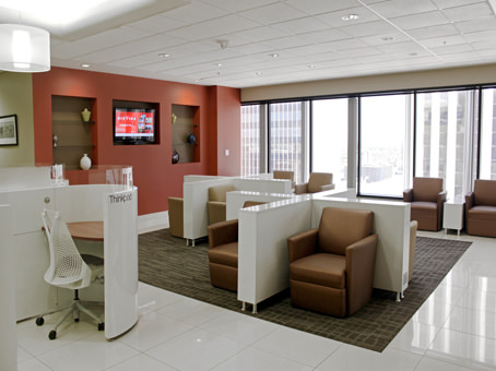 Regus Business Lounge in Two Renaissance