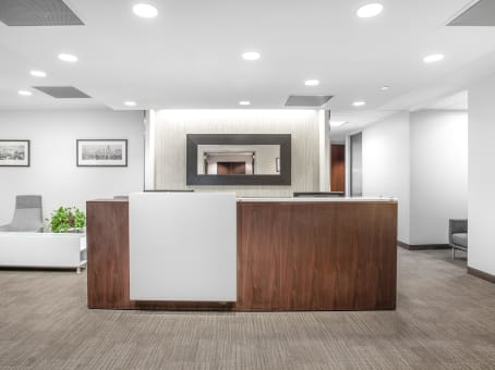 Regus Business Lounge in Twin Dolphin Drive