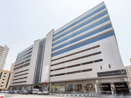 Regus Business Centre in Sharjah Mega Mall