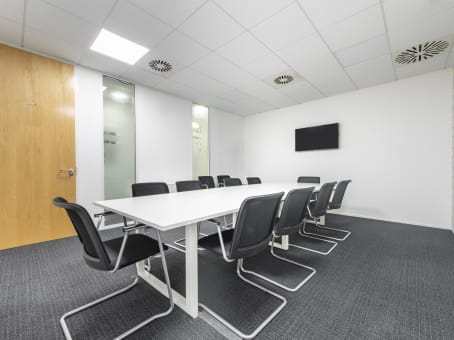 Regus Business Lounge in Portsmouth North Harbour