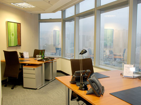 Regus Virtual Office in Hong Kong Millennium City 1