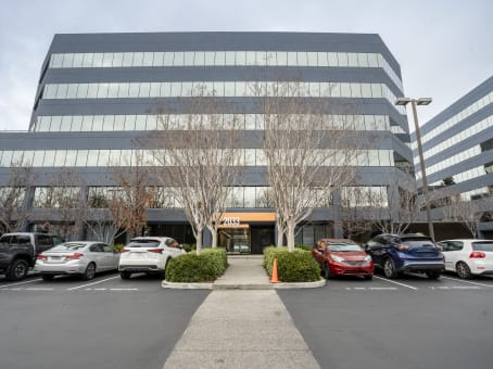 Regus Business Centre in San Jose Airport