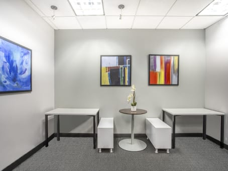 Regus Business Lounge in San Jose Airport