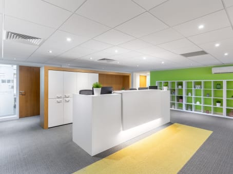Regus Business Lounge in Liverpool City Centre