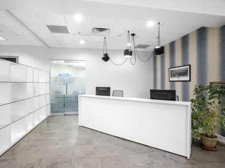 Regus Virtual Office in Downtown