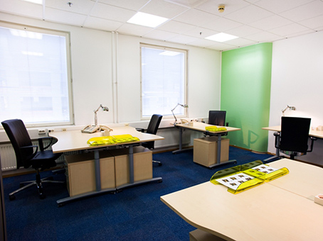 Regus Office Space in Moscow Smolensky Passage