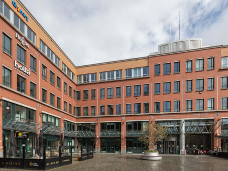 Regus Day Office in Den Bosch Central Station