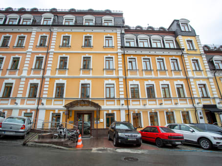 Building at 25B, P. Sagaydachnogo str, 4th-5th floors in Kyiv 1
