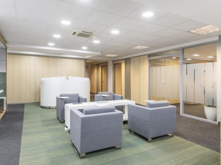 Regus Business Lounge in Nicosia Jacovides Tower