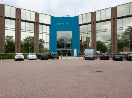 Regus Office Space, Peterborough City Centre