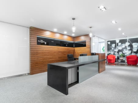Regus Virtual Office in Taipei Manhattan
