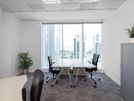 Regus Day Office in Doha West Bay