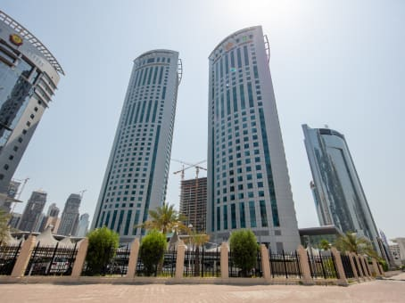 Building at Al Fardan Office Tower, 8th, 9th and 14th Floors, Al Funduq 61, West Bay in Doha 1
