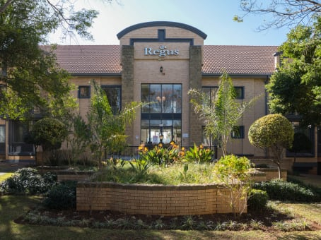 Building at Bock A, Wedgefield Office Park, 17 Muswell Road South, Bryanston in Johannesburg 1