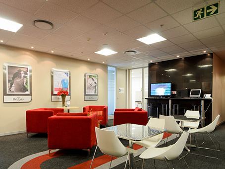 Regus Business Centre in Cape Town Convention Tower