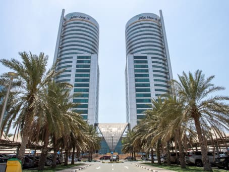 Regus Business Centre in Dubai BCW Jafza View 18 & 19