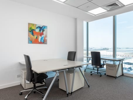 Regus Meeting Room in Dubai BCW Jafza View 18 & 19