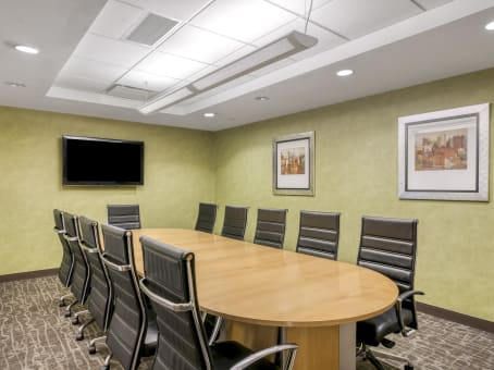 Regus Meeting Room, New York, New York City - 100 Church Street
