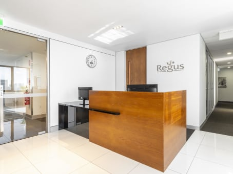 Regus Business Lounge in Brisbane Northbank